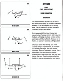 John Madden Football offensive playbook page 11