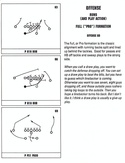 John Madden Football offensive playbook page 13