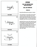 John Madden Football offensive playbook page 7