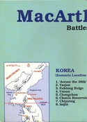 MacArthur's War map part 1