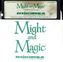 Might and Magic disk 1