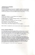 Might and Magic manual credits