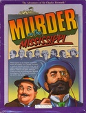 Murder on the Mississippi box front