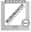 Neuromancer manual front cover