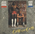 One on One: Julius Erving vs. Larry Bird front cover