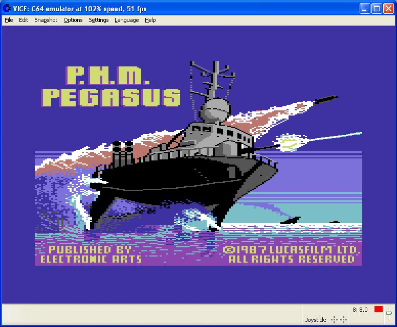 PHM Pegasus screen shot 1