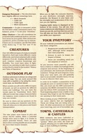 Questron command card page 3