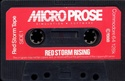Red Storm Rising red storm tape 1