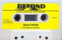 Shadowfire cassette side A