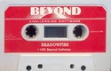 Shadowfire cassette side B