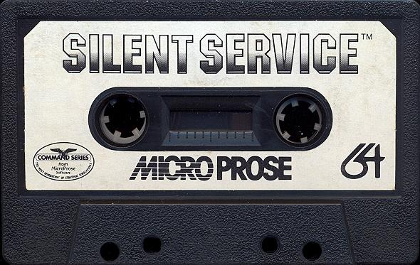 Silent Service tape
