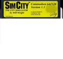 SimCity disk