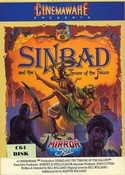 Sinbad and the Throne of the Falcon box front
