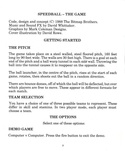 Speedball manual page 3