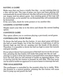 Speedball manual page 5