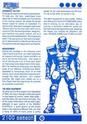 Speedball 2: Brutal Deluxe Souvenir Programme page 10