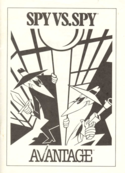 Spy vs. Spy manual front cover