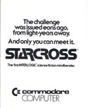 Starcross manual front cover
