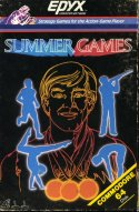 Summer Games Box Front
