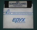 Summer Games Diskette