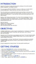Summer Games Manual Page 2