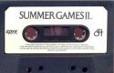 Summer Games II Cassette