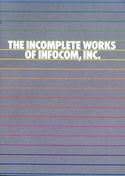 Suspect The Incomplete Works of Infocom page 1