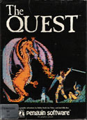 The Quest box front