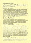 The Quest manual page 3