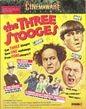 The Three Stooges cover front