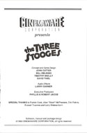The Three Stooges manual page 1