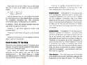 Tir Na Nog manual pages 8-9