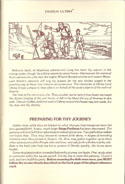Ultima III: Exodus manual page 1