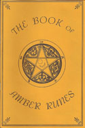 Ultima III: Exodus The Book of Amber Runes front cover