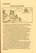 Ultima IV: Quest of the Avatar History of Britannia page 1