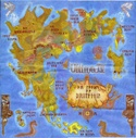 Ultima IV: Quest of the Avatar map