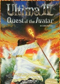 Ultima IV: Quest of the Avatar box front