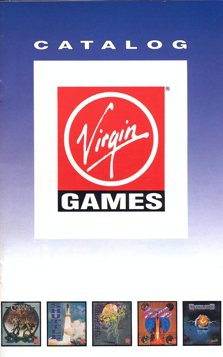 earth virgin games catalog page 1 previous war in middle earth index