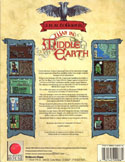 War in Middle Earth box back