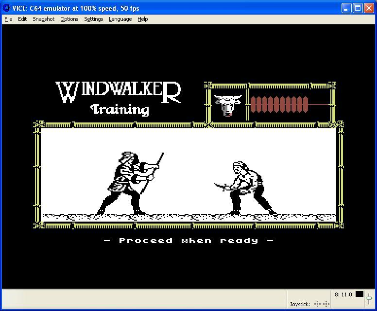 Windwalker screen shot 3