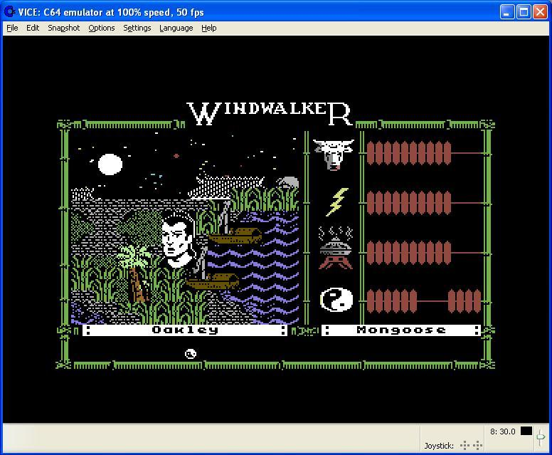 Windwalker screen shot 4