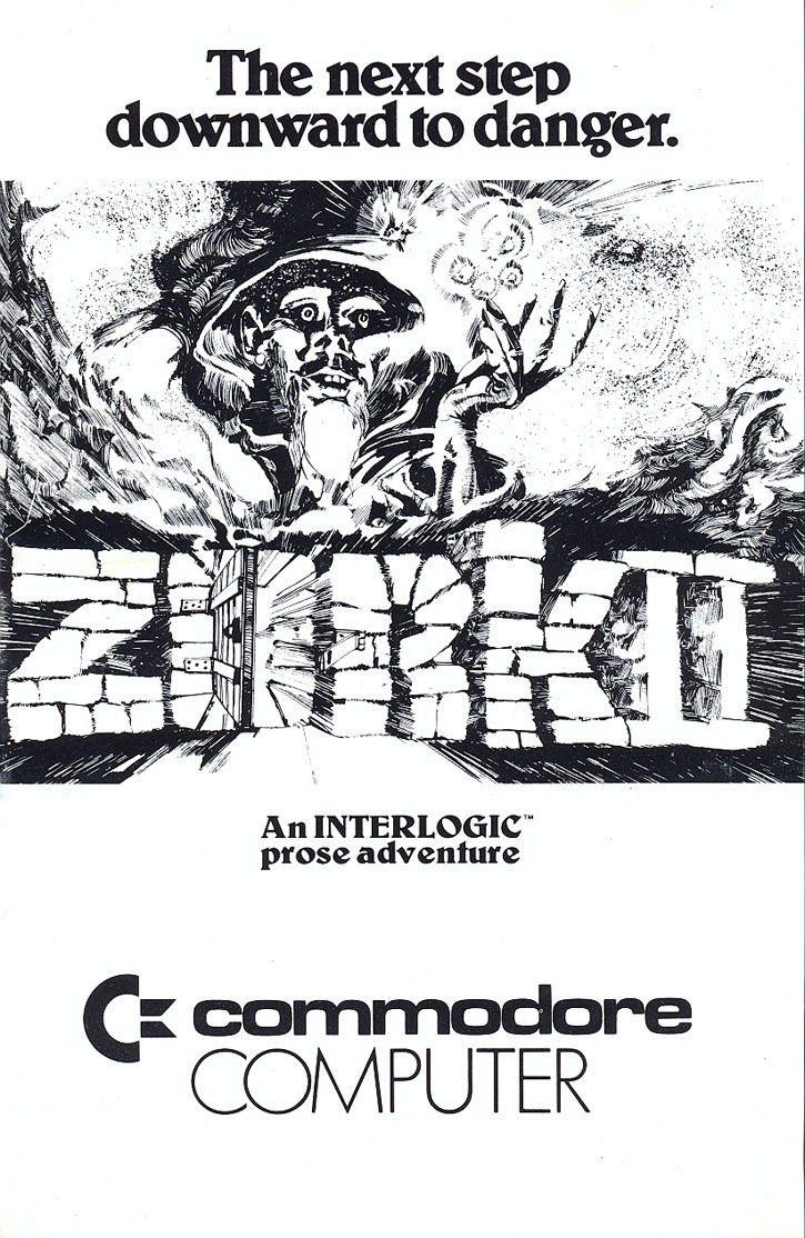 Wizard manual zork ii the wizard of frobozz manual front cover fandeluxe Choice Image