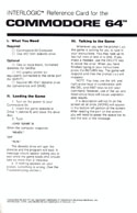 Zork II: The Wizard of Frobozz manual page 10
