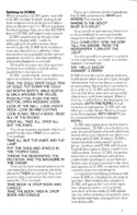 Zork II: The Wizard of Frobozz manual page 3